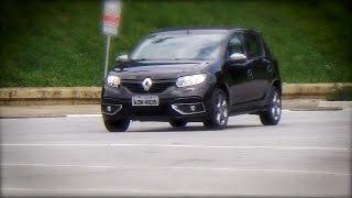 Avaliação Renault Sandero Gt Line 2016 | Canal Top Speed