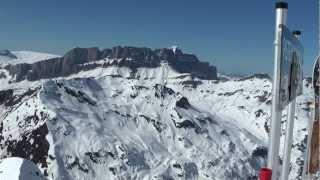 Mont Blanc - Brevent w HD