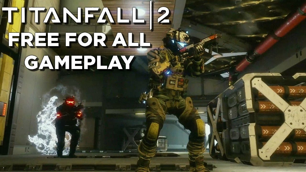 titanfall 2 free for all