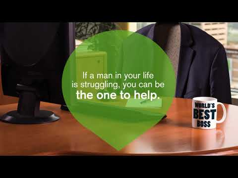 PSA From Keep Him Here Group On Suicide Prevention