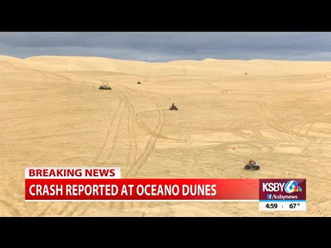 Deadly accident at Oceano dunes
