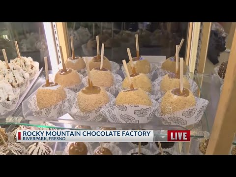 Rocky Mountain Chocolate Factory's New Location In River Park
