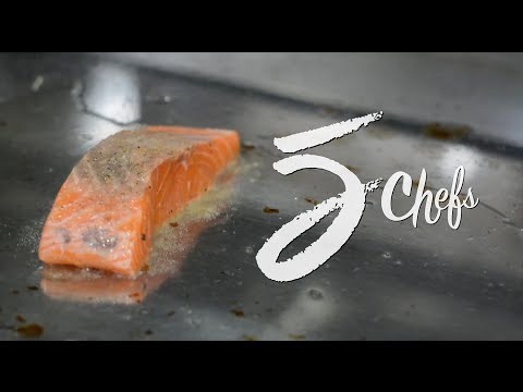 Lure Fishbar Promotional Video Presented By 52 Chefs