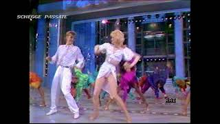 Lorella Cuccarini - Tutto Matto - Sigla Fantastico 86 Originale (HD)