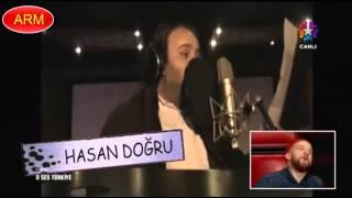 Gökhan Özoğuz O Ses Türkiye Yarışmacıları Arsız Gönül