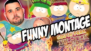 Funny Montage South Park