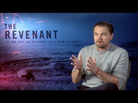 Leonardo DiCaprio gets candid