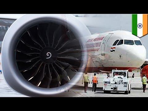 Un membre du personnel de piste d'Air India est aspiré dans un moteur d'avion et meurt