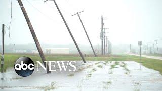 Hurricane Nicholas hammers Texas coast