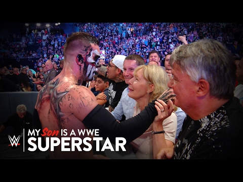 Finn Bálor: My Son is a WWE Superstar - Finn's parents recall his journey to WWE Superstardom