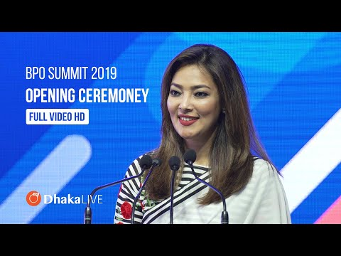 BPO SUMMIT 2019 | Opening Ceremony | Full Video Live