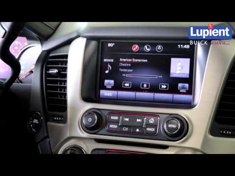 How To: Listen to music with Phone, USB, or MP3 on Buick or GMC Intellilink