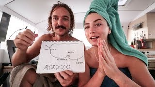 On Our Way Out, Moroccin' About (Sailing La Vagabonde) Ep. 130