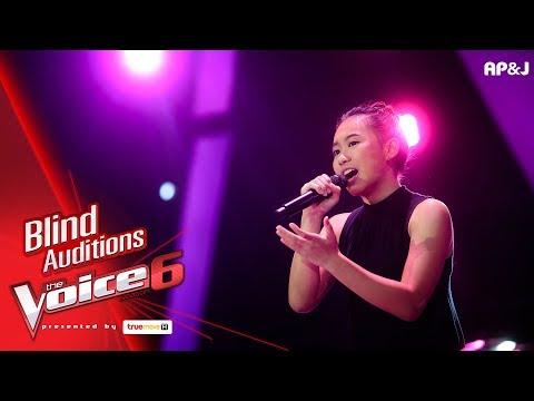 คิตตี้ - Sakura - Blind Auditions - The Voice Thailand 6 - 10 Dec 2017