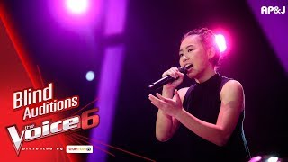 คิตตี้ - Sakura - Blind Auditions - The Voice Thailand 6 - 10 Dec 2017
