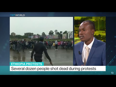 Ethiopia Protests: Violence breaks out during land-rights rally, Fidelis Mbah weighs in