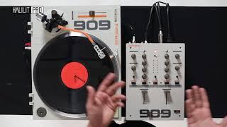 Halilit PRO - Roland DJ99 & TT99