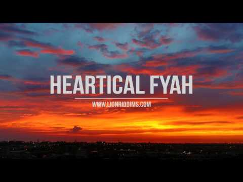 "Reggae Instrumental - ""Heartical Fyah"""
