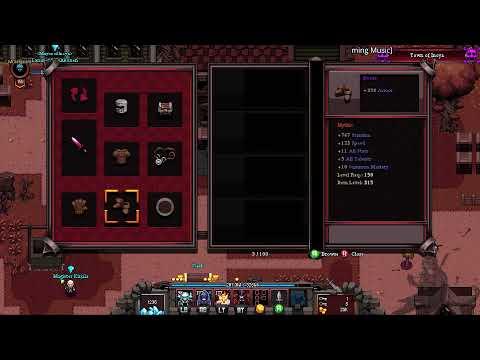 Hero Siege: продолжаем пиксельное прохождение
