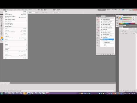 Batch Convert RGB to CMYK Videos