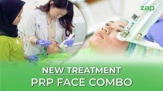 New treatment zap prp face combo! ㅤㅤ kami selalu berinovasi untuk membantu perempuan indonesia #discoveryourconfidence! dan baru saja me...