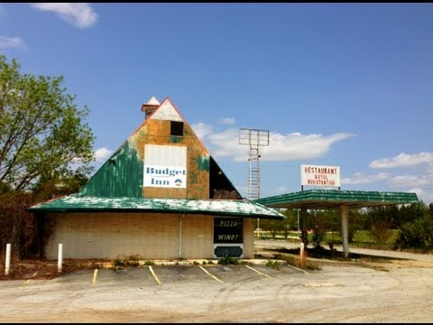 Urban Exploration: Abandoned Budget Inn Motel Georgia