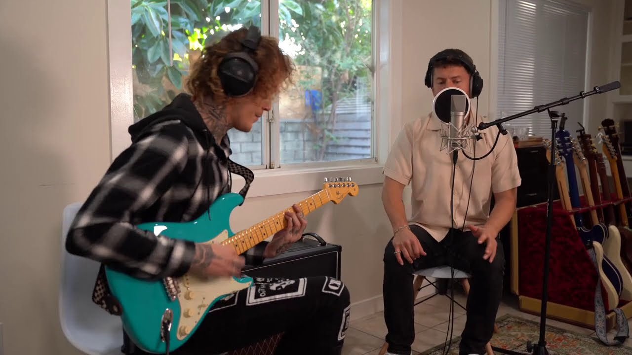 Cheat Codes - Do It All Over ft. Marc E Bassy (Acoustic)