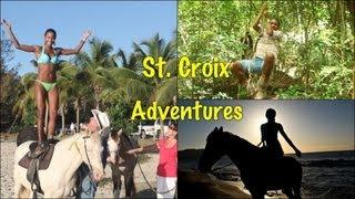 Adventures in St. Croix