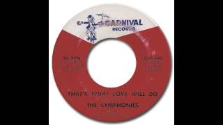 The Symphonies - That