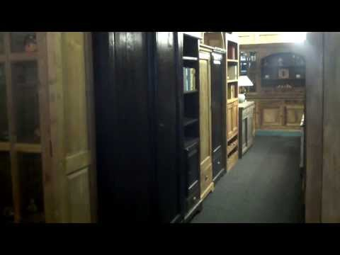 Grote collectie teakhout kasten, gratis bezorgd, ook maatwerk (video)