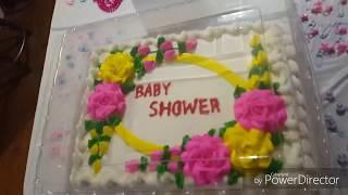 BABY SHOWER!!