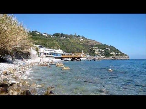 Around Sorrento: Marina del Cantone, Ieranto, Marina della Lobra