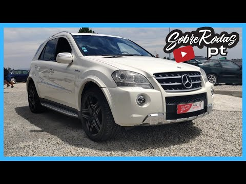 Mercedes ML 63 AMG BY AutoDiabreto