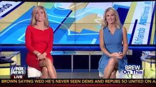 Ainsley Earhardt & Heather Childers 08-14-14