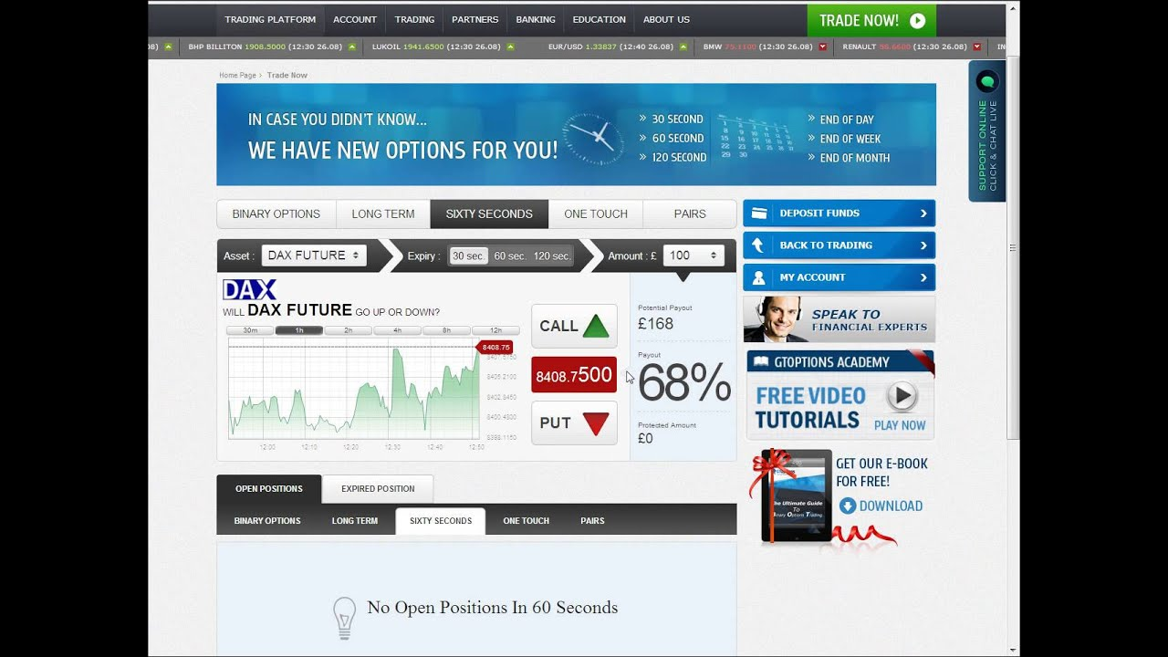 Is binary options trading legal in malaysia