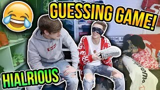 Hypebeast Sneaker Guessing Game CHALLENGE!! (HILARIOUS)