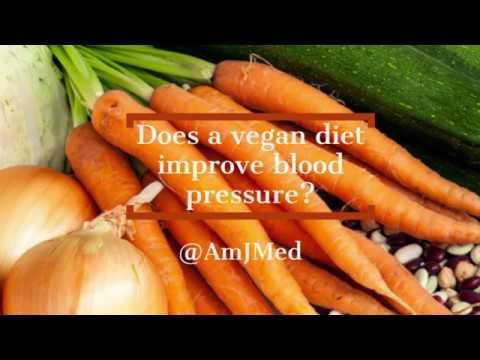 Does a Vegan Diet Improve Blood Pressure?