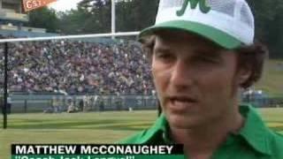 Matthew McConaughey - We Are Marshall