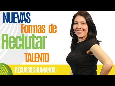 Gestión de Recursos Humanos NUEVAS FORMAS DE RECLUTAR TALENTO Experto en Recursos Humanos