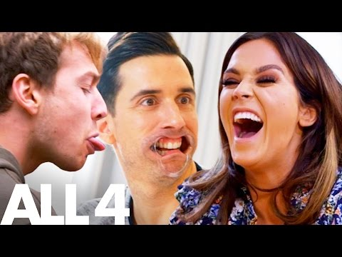 In Bed With Jamie | Vicky Pattison, Russell Kane & Sam Thompson