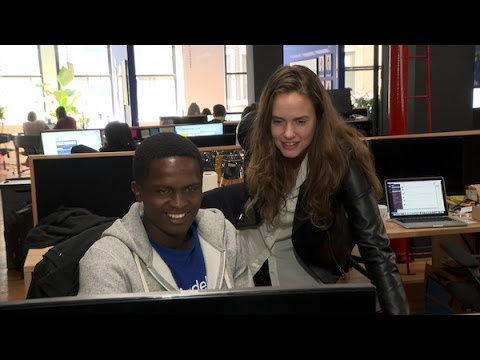 NYC startup, Andela, connects software developers from Africa to the global marketplace