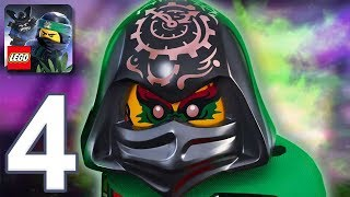THE LEGO NINJAGO MOVIE - Gameplay Walkthrough Part 4 - Hands of Time (iOS, Android)