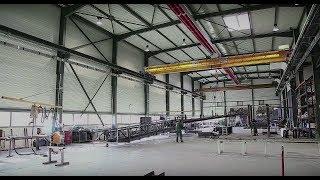 Nouvelle unité de production AMC Matériels