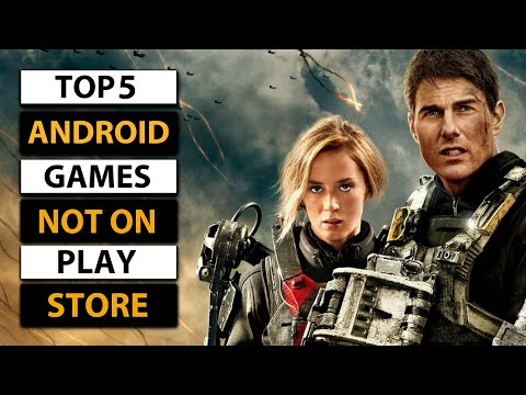 Top 5 Best Android Games Not Available On Google Play Store | (Online/Offline) High Graphics | Part1