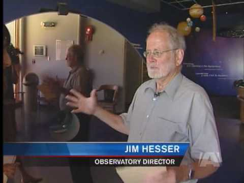 Dominion Astrophysical Observatory earns national heritage status