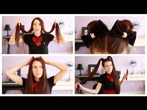 EASY HAIRSTYLES FOR SUPER LONG HAIR
