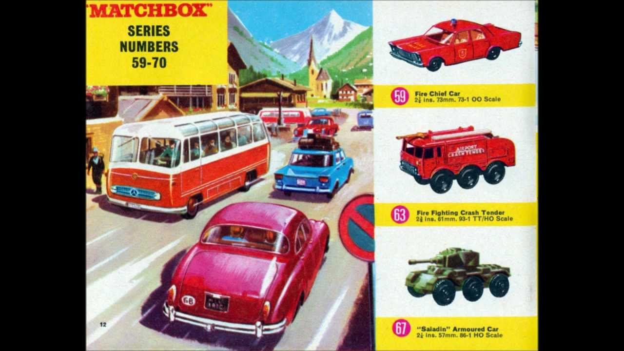Lesney's Matchbox Collector's Catalogue International 1966