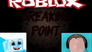 HARDEST GAMES IN ROBLOX BREAKING POINT!! W/MightyIcy