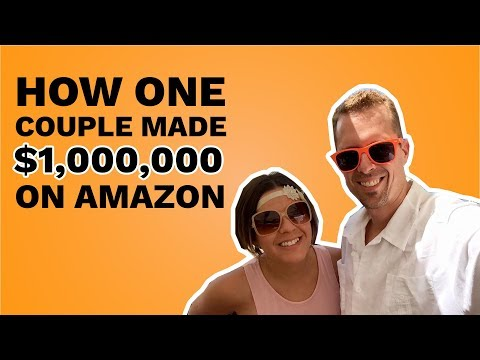 Couple made a $1M 💰 by Selling on Amazon 🔥 Seller Stories | Jungle Scout