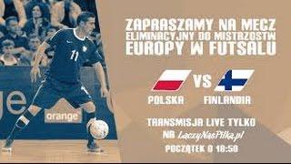 CAŁY MECZ POLSKA FINLANDIA (2016) 5:0!!!